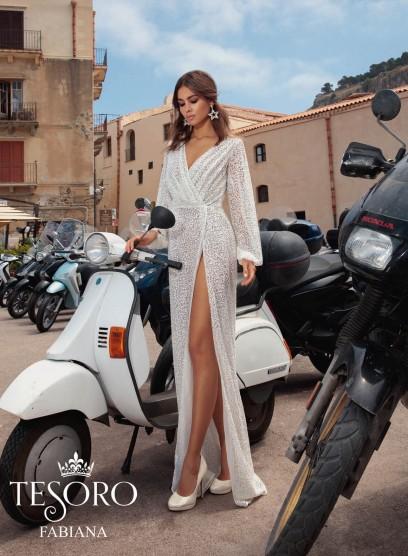 Свадебное платье Tesoro Fabiana