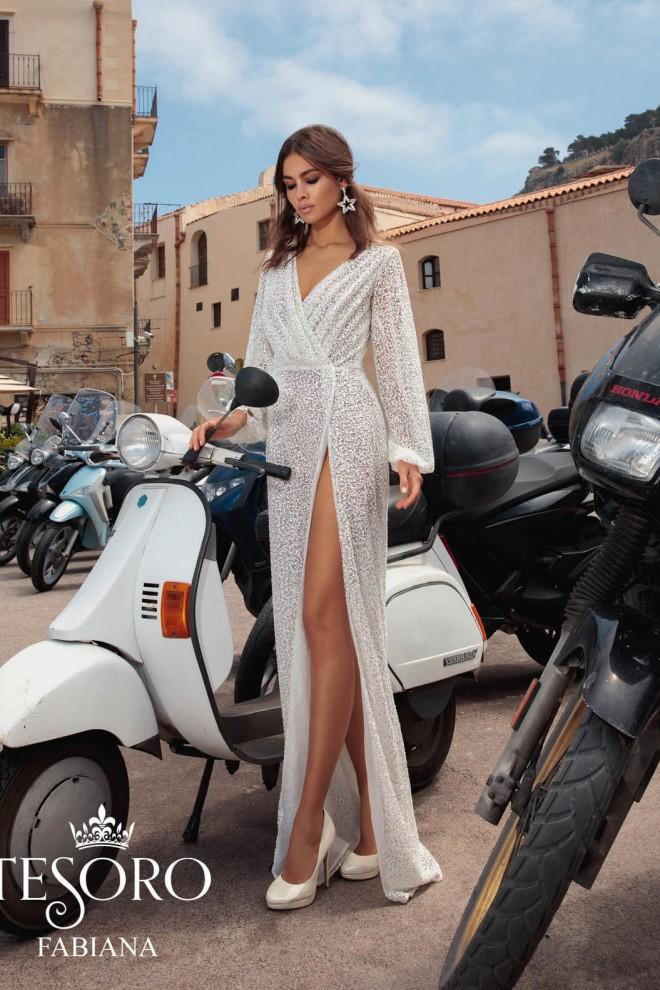 Свадебное платье Fabiana