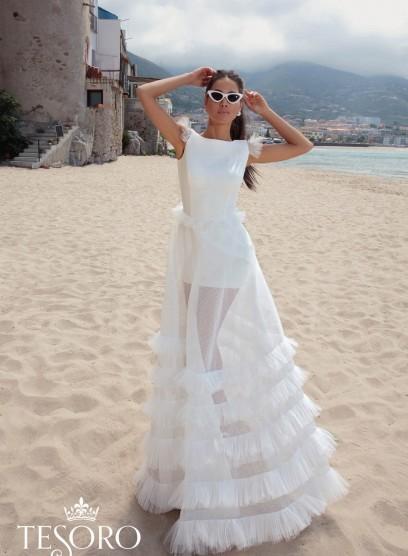 Свадебное платье Tesoro Sulmendis