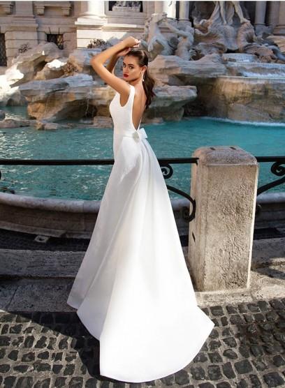 Сногшибательное свадебное платье Tesoro Genoa