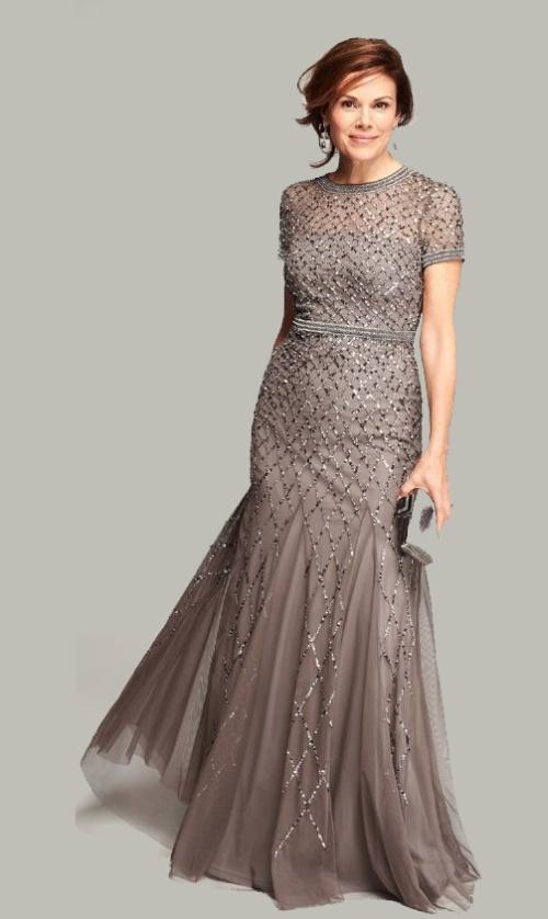 b1f92a416ba41e8 Как выбрать платье маме жениха на свадьбу?: тенденции и новости моды ...